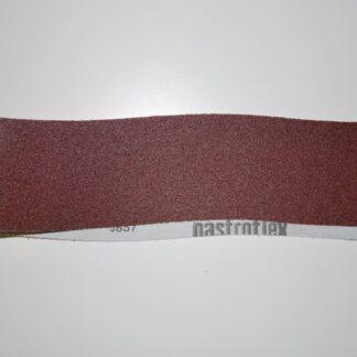80x1500mm Kurvede pudsebånd Korn P100