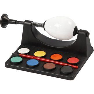 Creative æggemaler m vandfarve