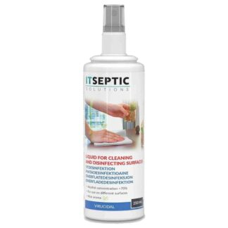ITSEPTIC Overfladedesinfektion Spray >70% Alkohol 250ml