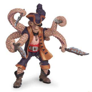 Papo figur - Blæksprutte pirat mutant