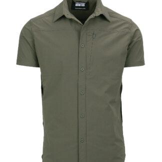 Fostex TF-2215 Echo Two shirt (Grøn, 2XL)