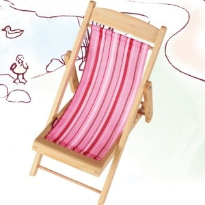 Götz Deck Chair, Up To 42 Cm - Dukke