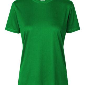 Neutral Organic - Ladies Recycled Performance T-shirt (Grøn, S)