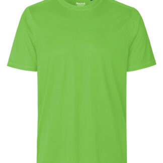 Neutral Organic - Recycled Performance T-shirt (Lime, 2XL)