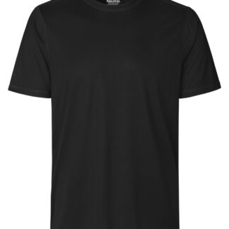 Neutral Organic - Recycled Performance T-shirt (Sort, 3XL)