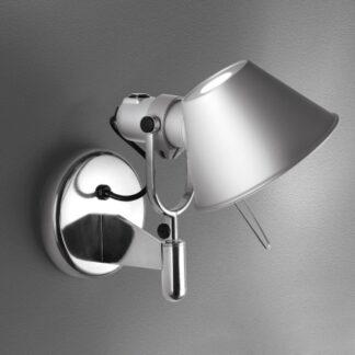 Tolomeo Faretto LED væglampe - 3000K - med dæmpbar afbryder