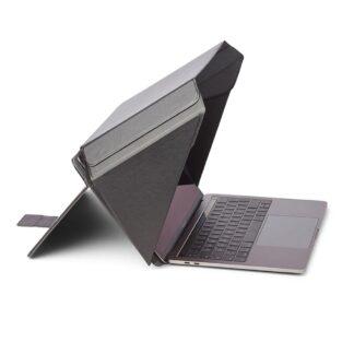 "Universal Philbert Laptop Cover m. Solafskærmning & Integreret Privacy 13-14"" - Sort"