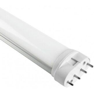 LEDlife 2G11-SMART31 HF - Direkte montering, LED rør, 12W, 31cm, 2G11 - Kulør : Neutral