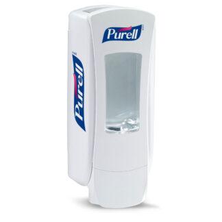 Purell manuel ADX dispenser til hånddesinfektion, hvid, 700 ml.