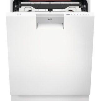 AEG - FBB83816PW - Opvaskemaskine - 2+2 års garanti