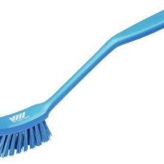 Opvaskebørste hygiejne hvid/blå 42873