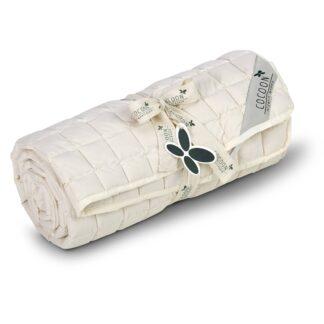 Cocoon økologisk rullemadras til juniorseng, 62x108 JUNO - Kapok