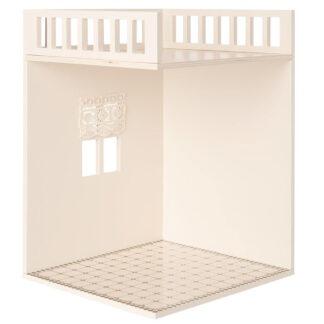 Maileg tilbygning til dukkehus - Badeværelse