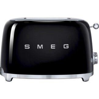 Smeg - TSF01BLEU - Toaster, sort