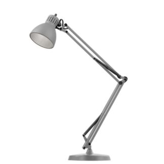 Archi T1 Junior Bordlampe på base Silk Grey - Nordic Living