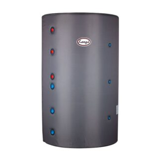 Isoleret akkumuleringstank - 1500 liter