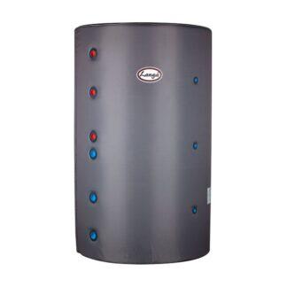 Isoleret akkumuleringstank - 3000 liter