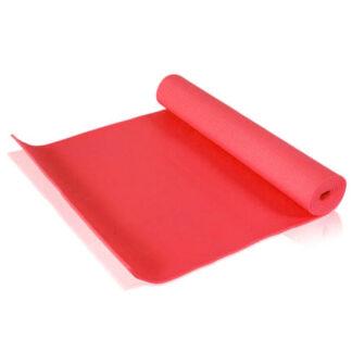 Odin Yogamåtte 0,4cm Rød