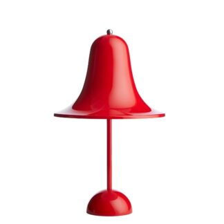 Pantop Portable Bordlampe Rød - Verpan