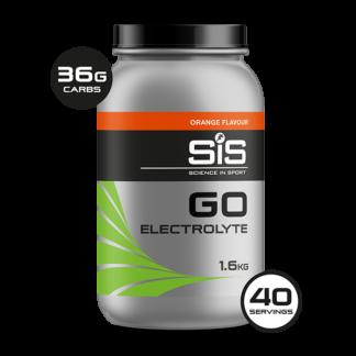 SIS Go Electrolyte - Appelsin - 1.6kg
