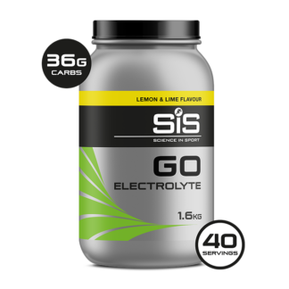 SIS Go Electrolyte - Lemon & Lime - 1.6kg