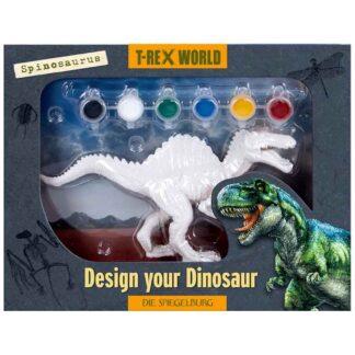 Spiegelburg mal din egen dinosaur - Spinosaurus
