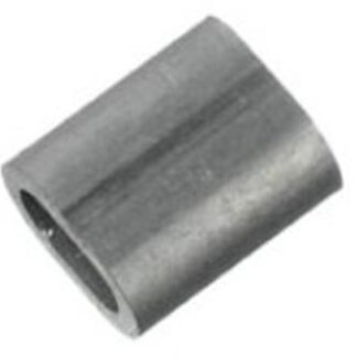 Aluminium taluritwirelås 2mm