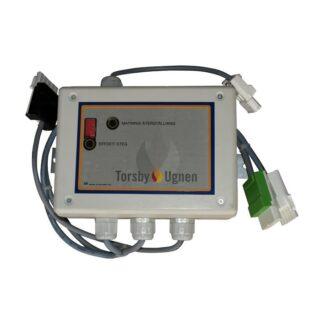 Ny styring til TB Mini