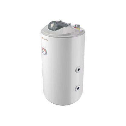 Varmtvandsbeholder - 80 L - Stor spiral - Til varmepumper